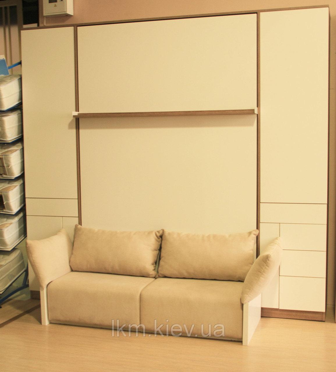 Шкаф-кровать-диван Aston