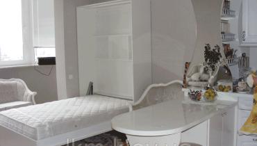 Шкаф-кровать студио Belle